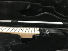 Charvel SD2 HH Pro Mod San Dimas Metallic Black Guitar Rosewood Neck, this is Pre-Owned Item #346806.SC2A