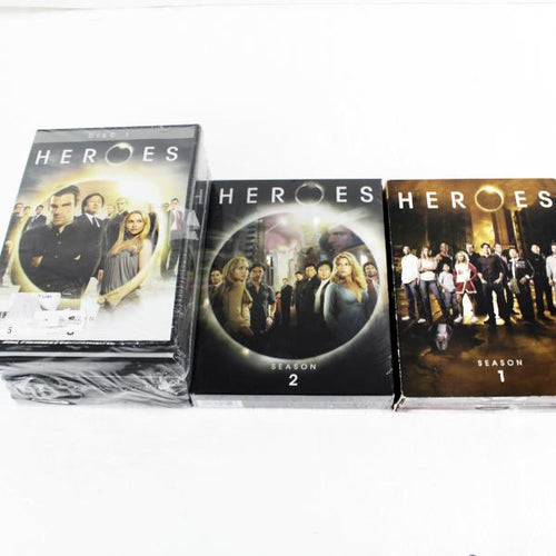 Heroes DVD Set, this is Pre-Owned Item #337079E