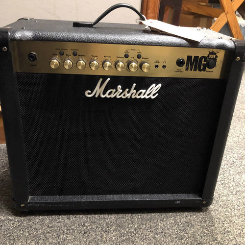 Marshall MG30FX Amplifier 120V 60Hz 70 Watts, Pre-Owned item #354174b