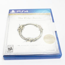 Elder Scrolls Online: Tamriel Unlimited - PlayStation 4, this is Pre-Owned Item #345109B