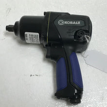"Kobalt 1/2"" Air Impact Wrench  SGY-AIR216, Pre-Owned item #342260c"