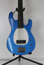 JB Player 5 String Guitars Blue, this is Pre-Owned Item #287455