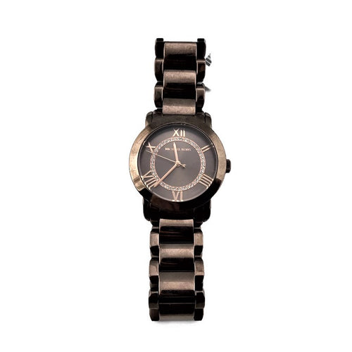 Michael Kors Women's 33mm Runway Rose Gold-Tone MK-3750 Watch