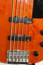 Alvarez 6 String Bass Guitar w/Gig Bag #339861