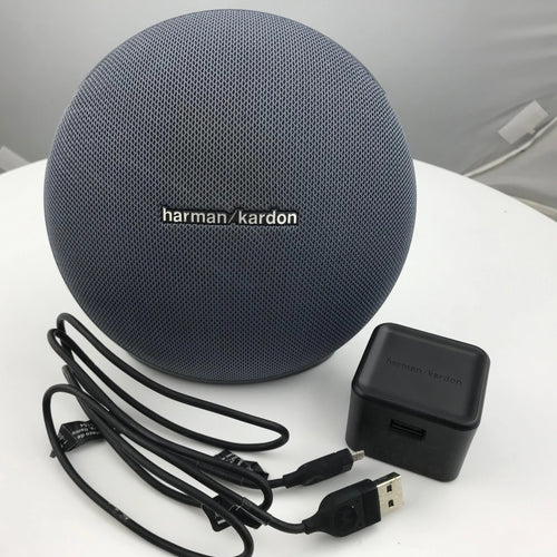 Harman Kardon - Onyx Mini Portable Wireless Speaker (GRAY), Pre-Owned item #341144