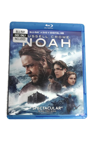 Noah (DVD, 2014) Blu-ray, this is Pre-Owned Item #335628