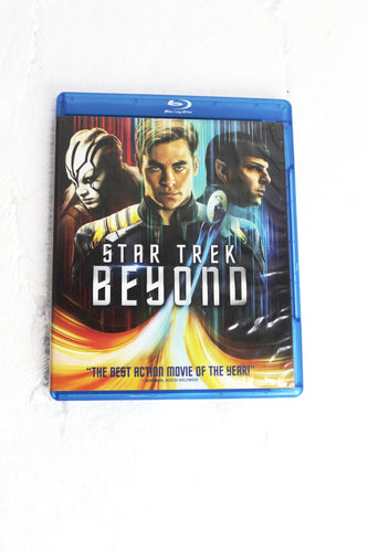 Star Trek Beyond Blu-Ray DVD, this is Pre-Owned Item #347645