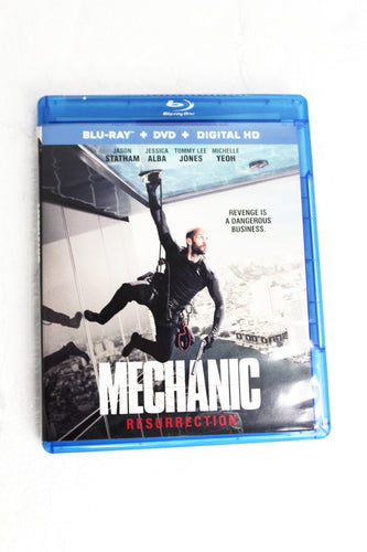 Mechanic Resurrection DVD, this is Pre-Owned Item #347645