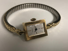 Vintage 14K Yellow Gold Hamilton Watch M#761, Pre-owned item #353094a