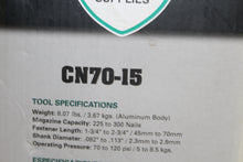 "Interchange CN70-15 15 Degree 2-3/4"" Nailer, this is Pre-Owned Item #329066.SC"