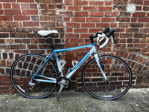 Trek 1.2 Shimano Sora model 54cm , Aluminum Budget Road Bike, Pre-owned #355747b