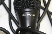 Peavey Pvi 2 Dynamic Vocal Cardiod Microphone with XLR Cable and Clip, this is Pre-Owned Item #336854A