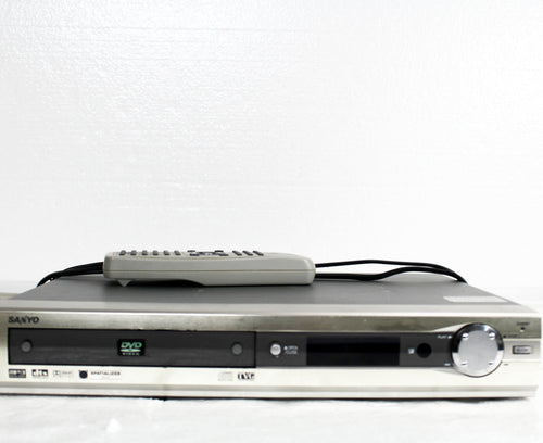 Sanyo DWM-380 DVD Player, this is Pre-Owned Item #343826