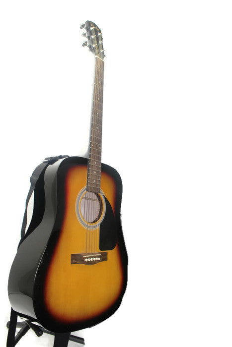 Fender FA-100 Dreadnought Acoustic Guitar - Sunburst #329986