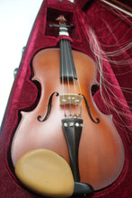 Guskin 4/4 Full Size Violin w/ Hard Case and Bow Brown, Pre-Owned item #313737