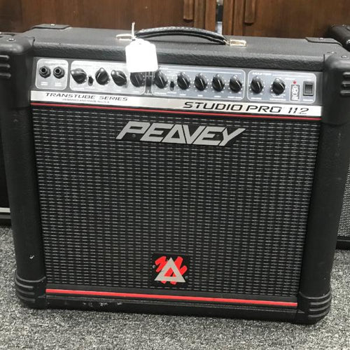 Peavey Studio Pro 112 Combo Trans-Tube Series Amp, pre-owned item #284551