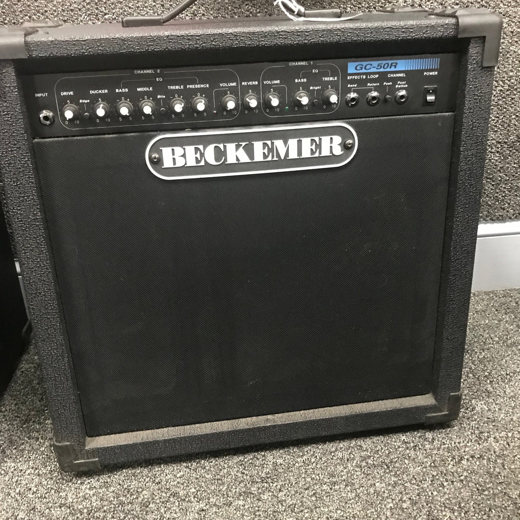 Beckemer GC-50R 50 Watt, pre-owned item #GC50R.sb