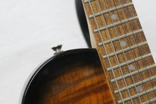Fernandes Sunburst Guitar pre-owned, this is Pre-Owned Item #t9306