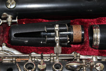 Jupiter model cec-630 Clarinet w/case #344399