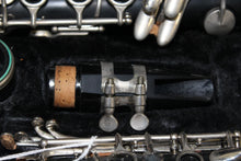 Olds  S#G51721 Clarinet w/case pre-owned #341561c