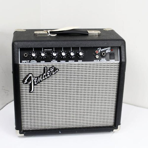 Fender Frontman 15G  Amp, pre-owned item #348425c