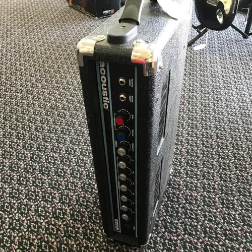 Acoustic B200H Bass Amp Head, pre-owned item #303351a