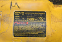 DEWALT DW255 6-Amp Drywall Screwdriver #333239B