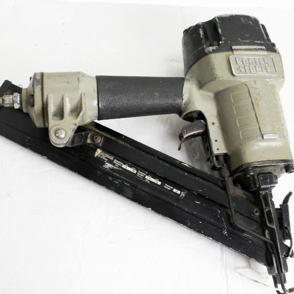Porter-Cable Air Gun 15-Gauge Finish Nailer, this is pre-owned item #334388A