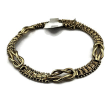 I.G. U.S.A Imperial Gold Womens Bracelet 14K Yellow Gold