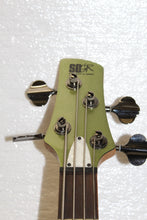 Ibanez SDGR SRX400 Metallic Green 4 String Electric Bass Guitar, this is pre-owned item #328859