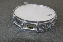 VIC FIRTH CHROME PICCOLO SNARE DRUM w/Stand, this is Pre-Owned Item #286166