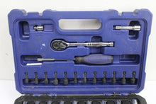 KOBALT 63pc MECHANIC SOCKET WRENCH RATCHET SET #337613B