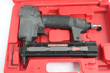 "Craftsman Electric Brad Nailer 18 gau. 5/8 in. - 1-1/4"", this is Pre-Owned Item"
