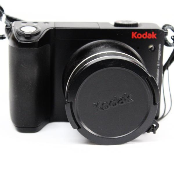 Kodak EasyShare ZD8612 IS 8.1 MP Digital Camera, this is Pre-Owned Item #325561