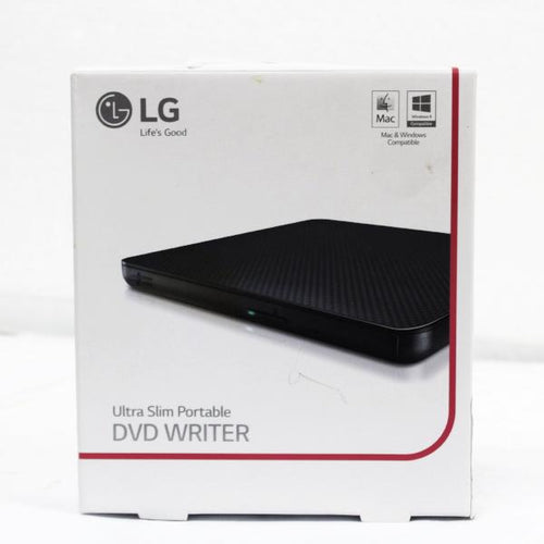 LG Ultra Slim Portable DVD, this is Pre-Owned Item #329120b