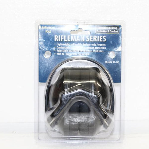 BenchMaster Rifleman Series PXS Ear Muffs Shooting Muffs #v53528