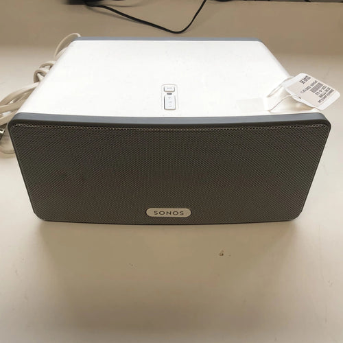 Sonos Play:3 - Mid-Sized Wireless Smart Home Speaker, Pre-Owned item #351982