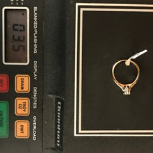 .46CT Marquise Cut Diamond Solitaire Engagement Ring in 14K Yellow Gold, Pre-owned item  #309347b