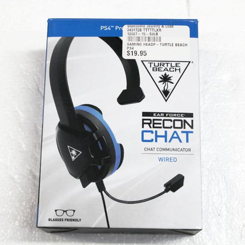 Turtle Beach Recon Chat Gaming Headset for PS4 #343172b