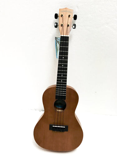 Diamond Head DU-200C Deluxe Natural Mahogany Concert Ukulele, New item #du200c
