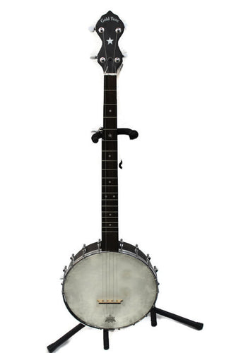 Gold Tone 5-String Travel Banjo w/ Gig Bag, this is Pre-Owned Item #326557