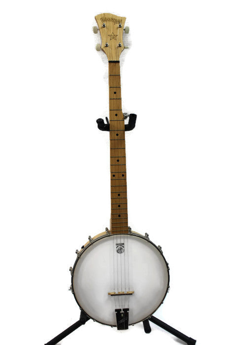 Deering Goodtime Tenor Banjo 5 String, Made USA, this is Pre-Owned Item #290567