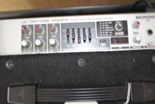 BEHRINGER ULTRATONE K450FX Amplifier, this is Pre-Owned Item #310732