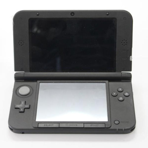 Nintendo New 3DS XL - Black Game System #341406