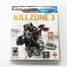 Killzone 3 PS3 Game, this is Pre-Owned Item #315545h