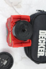 Black & Decker Laser Level BDL200S and Soft Case #269639a.sa