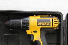 DEWALT DC720KA Cordless 18-Volt Compact Drill/Driver, this is Pre-Owned Item #341992b