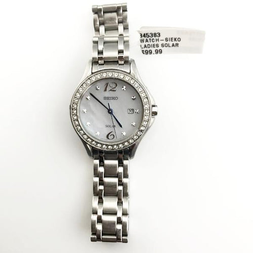 Seiko Womens Watch V137, Pre-owned item #345383