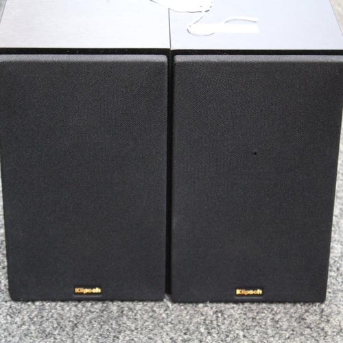 Klipsch R-14M Bookshelf Speakers PAIR, this is Pre-Owned Item #345605