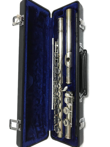 Flute - Hunter Brand w/Hard Case, Pre-owned item  #351655